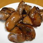 いずみ - 鶏のレバーの焼き鶏風