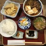 Wakaya 津屋 - ごはんセット+おばんざい