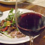 アドハビット - 赤ワイン