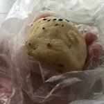 老蔡水煎包 - 料理写真:鮮肉包(13元)