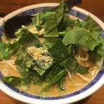 麺屋 青雲  - 味噌ラーメン