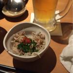 46449148 - 生&酢モツ