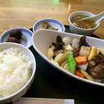 レマーリ - 料理写真:本日の定食 650円
