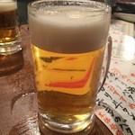 SL酒場 - 生ビール
