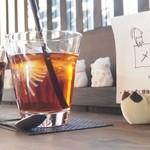 46451246 - 食後のドリンク 300円                       アイスコーヒー・ティー