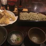 蕎麦 木曽路 - 天ぷら蕎麦