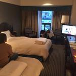 ローズホテル横浜 - 部屋(^∇^)