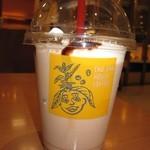 CHA-CHA HOUSE COFFEE - 2016年のチョコレートドリンク(ICE)410円