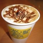 CHA-CHA HOUSE COFFEE - 2016年のカフェ・モカ(HOT)454円