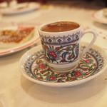 イスタンブール - トルココーヒー