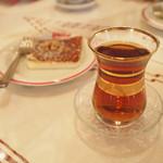 イスタンブール - 紅茶