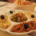 イスタンブール - 前菜5種盛り