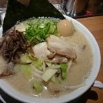 シロマルベース - チョイ盛り+タンメン野菜