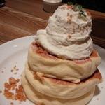 メレンゲ - シフォンパンケーキ