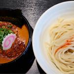 麺の坊 晴天 - カレーつけめん(5辛)