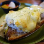 Bird - お肉のサンドイッチ