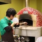 Pizzeria & Bar RIN - 自己製作の本格石窯で焼き上げます