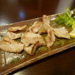 京とんちん亭 - 豚とろ(500円)