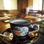 中之郷 - ホットコーヒー