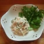 呑み処 豆しぼり - ポテトサラダ