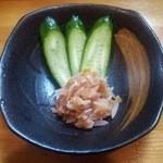 呑み処 豆しぼり - 梅水晶