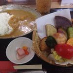 ドッキリカレー かん太くん - かん太と野菜たち