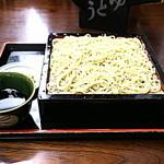 46462592 - ゆず切り蕎麦