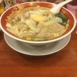 46462836 - ワンタン麺