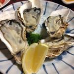 まずい魚 青柳 - 陸前高田広田湾の生牡蠣