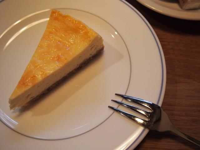 ゴーシュ - 自家製チーズケーキ