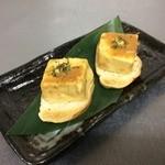 クリームチーズの味噌焼き