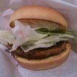 フレッシュネス バーガー - テリヤキチキンバーガー