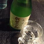 生け簀の甲羅 - 加賀鳶辛口