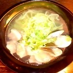 ラーメン&丼の美味い店 上海 - 【期間限定】塩ラーメン