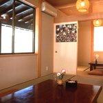 おか田 - 個室お座敷あります。