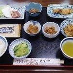 民宿さかや - 2010/7/31朝食