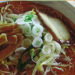 レイクサイドキッチン トントン - 味噌ラーメン