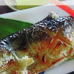 レイクサイドキッチン トントン - 姫ます塩焼き定食