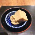 あめこや - 豆腐の味噌漬け 2015年11月