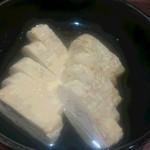 うどん居酒屋 粋 - うどん出汁の玉子焼き
