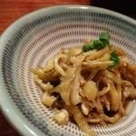 イル・フェ・ソワフ - 酢モツ(350円)・・普通に美味しいとか。