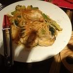 フレスコバルラディカル - 濃厚牡蠣のクリームパスタ(プリプリの牡蠣入り)