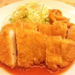 プリモぐりる - 淡路鶏のチキンカツ