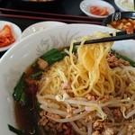 中華料理 九龍城 - 台湾ラーメン、リフトアップ