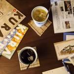 あんみつと蕎麦の隠れ家古民家 dining 楽 ~海野宿~ - ドリンク写真: