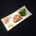 鉄板酒房 森 - 料理写真:メカジキのムニエル