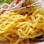 エイジアン エレメンツ - 豆乳麺の麺あっぷ♪