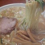 4648786 - 味噌ラーメン (麺は200g)