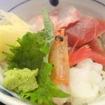 魚菜家旬の花 -