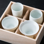 天ぷらと日本酒 明日源 - ドリンク写真: